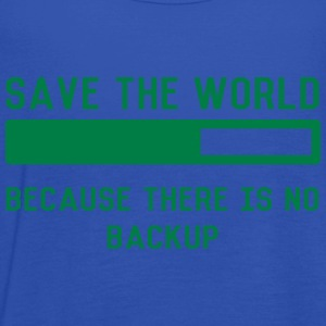 save the world T-Shirts - Frauen Tank Top von Bella
