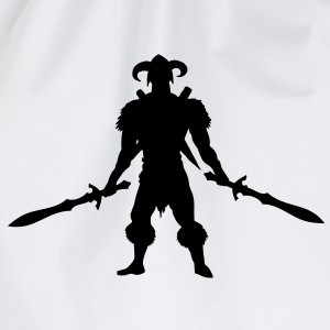Warrior T-Shirts - Turnbeutel