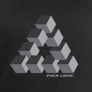 fuck logic T-Shirts - Men's Sweatshirt by Stanley & Stella