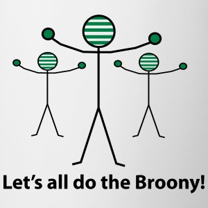 Let's all do the Broony T-Shirts - Mug