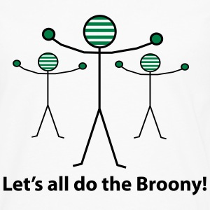 Let's all do the Broony T-Shirts - Men's Premium Longsleeve Shirt