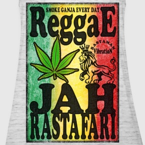 smoke ganja every day reggae jah rastafari T-Shirts - Women's Tank Top by Bella