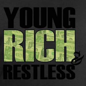 young, rich and restless T-Shirts - Men's Sweatshirt by Stanley & Stella
