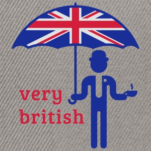 Very British (3C) T-Shirts - Snapback Cap