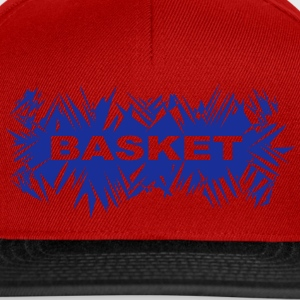 basket Tee shirts - Casquette snapback