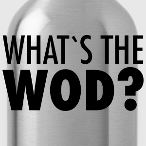 What´s The WOD Tee shirts - Gourde