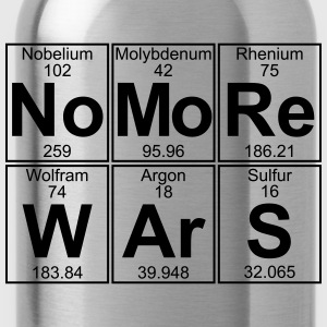 No -Re W-Ar-S (no more wars) - Full Magliette - Borraccia