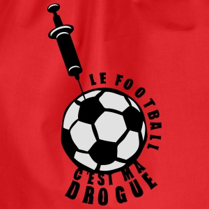 football drogue seringue foot piqure Tee shirts - Sac de sport léger