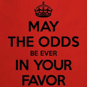 May the odds be ever in your favor (Keep Calm) T-skjorter - Kokkeforkle