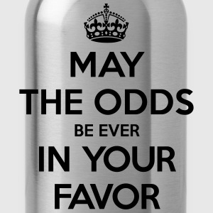 May the odds be ever in your favor (Keep Calm) T-shirts - Drikkeflaske