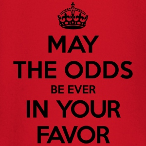 May the odds be ever in your favor (Keep Calm) Tee shirts - T-shirt manches longues Bébé