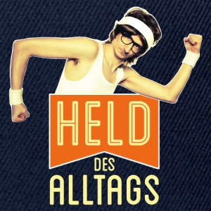 Held des Alltags - Snapback Cap