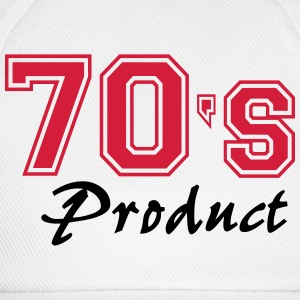70's product Tee shirts - Casquette classique