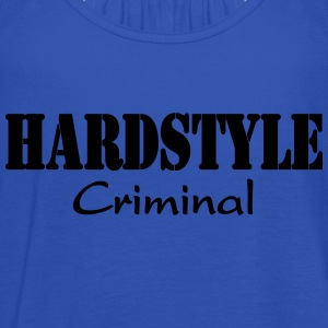 Hardstyle Criminal T-Shirts - Women's Tank Top by Bella