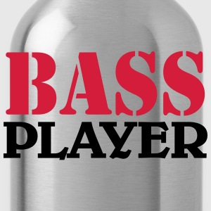 Bass Player Tee shirts - Gourde
