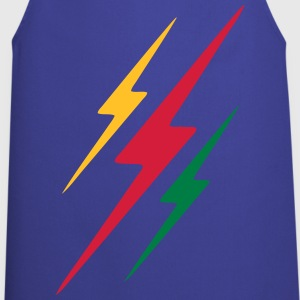 lightning thunder T-Shirts - Cooking Apron