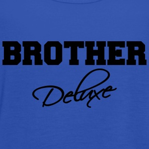 Brother Deluxe T-Shirts - Women's Tank Top by Bella