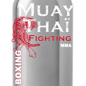 muay thai boxing mma.png Tee shirts - Gourde