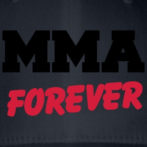 MMA forever Tee shirts - Casquette Flexfit