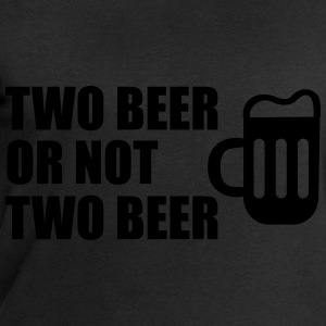 Two Beer Or Not Two Beer Magliette - Felpa da uomo di Stanley & Stella