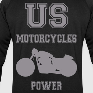 us motorcycles power 5 T-Shirts - Men's Sweatshirt by Stanley & Stella