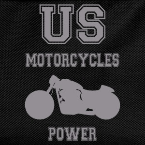 us motorcycles power 5 Tee shirts - Sac à dos Enfant