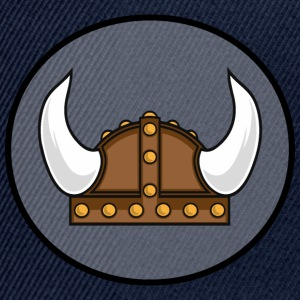 Viking helmet in the district T-Shirts - Snapback Cap