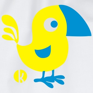 Canary T-shirts - Gymnastikpåse