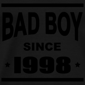 Bad Boy since 1998 - Mannen Premium T-shirt