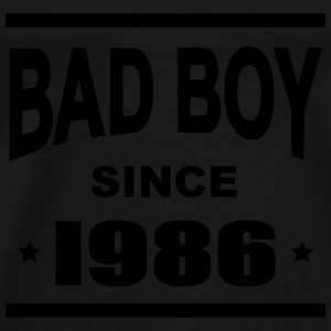 Bad Boy since 1986 - Mannen Premium T-shirt