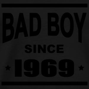 Bad Boy since 1969 - Premium-T-shirt herr
