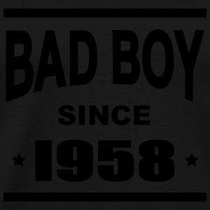 Bad Boy since 1958 - Mannen Premium T-shirt