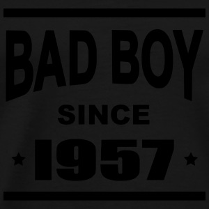 Bad Boy since 1957 - Premium-T-shirt herr