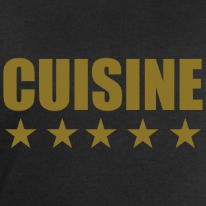 Cuisine   cooking T-Shirts - Men's Sweatshirt by Stanley & Stella