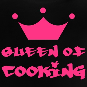 Queen of Cooking Camisetas - Camiseta bebé