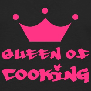 Queen of Cooking Shirts - Mannen Premium shirt met lange mouwen
