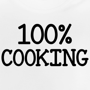 100% Cooking Tee shirts - T-shirt Bébé