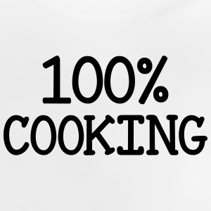 100% Cooking T-Shirts - Baby T-Shirt