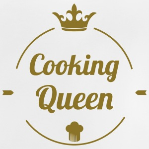 Cooking Queen T-shirts - Baby T-shirt