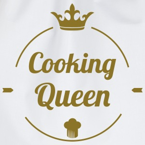 Cooking Queen Tröjor - Gymnastikpåse
