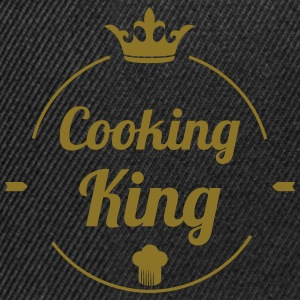 Cooking Team T-Shirts - Snapback Cap
