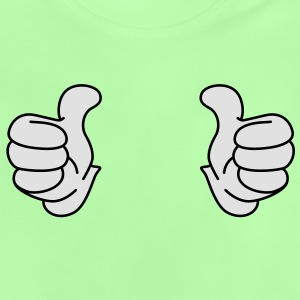 Thumbs up cool - Camiseta bebé