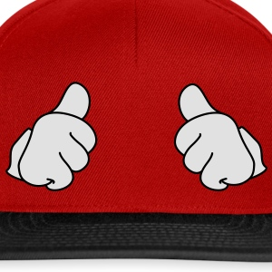 Thumbs up - Gorra Snapback