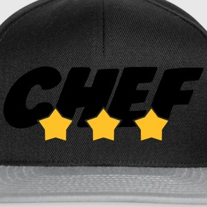 Chef - Cuisine - Patron - Boss - Cooking - Food T-Shirts - Snapback Cap