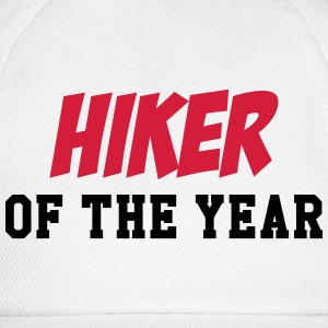 Hiker of the Year ! T-shirts - Basebollkeps