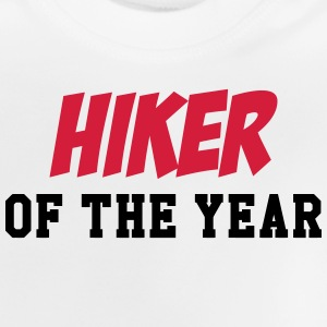 Hiker of the Year ! Skjorter - Baby-T-skjorte