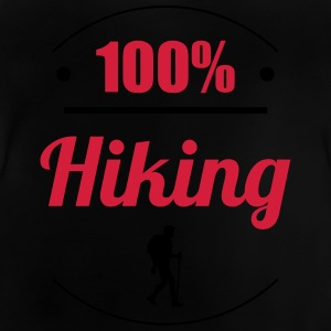 100% Hiking T-shirts - Baby-T-shirt