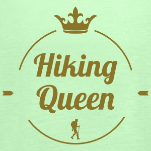 Hiking Queen T-shirts - Dame tanktop fra Bella