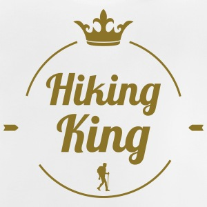 Hiking King T-shirts - Baby-T-shirt