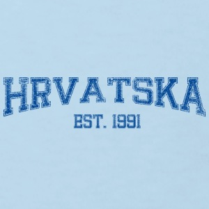 HRVATSKA-1991-blue.png Bags & Backpacks - Kids' Organic T-shirt